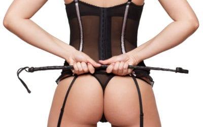 Fifty Shades of Grey BDSM: Grå – eller det helt sorte